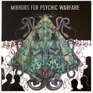 Mirrors For Psychic Warfare: self-titled