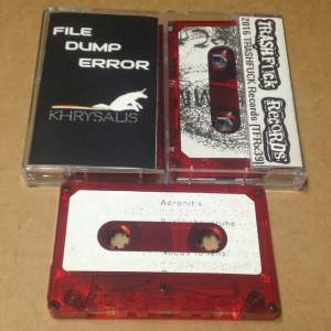 Khrysalis: File Dump Error tape