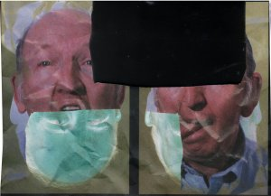 Graham Repulski: Re-Arranged At Hotel Strange/Contaminated Man/Boy Lung 3 tape box