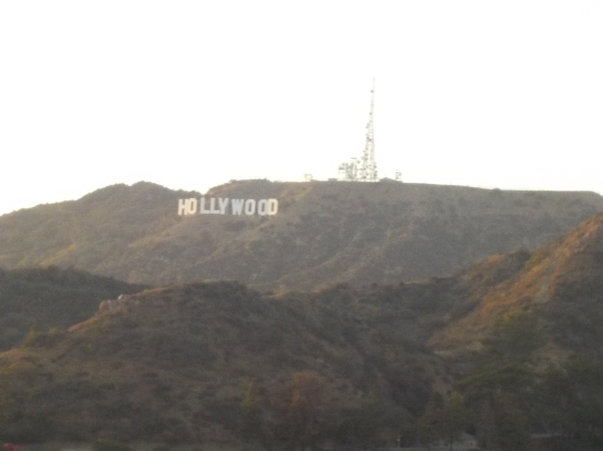 Hollywood!