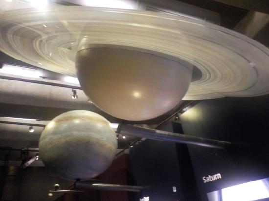 planet models