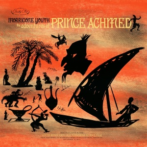 "Morricone Youth: The Adventures of Prince Achmed 12"" EP"