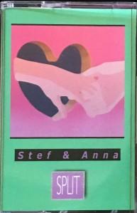 Stef Chura & Anna Burch: split tape