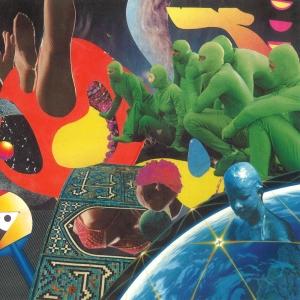Khaki Blazer: Coco Nara Deezer LP