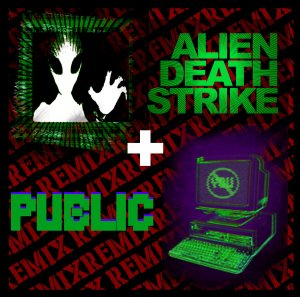 Morlox: Alien Death Strike/Public Remixes cdr