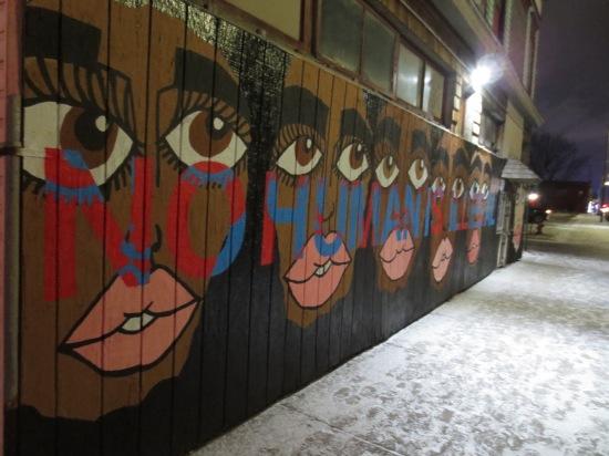 mural near El Club